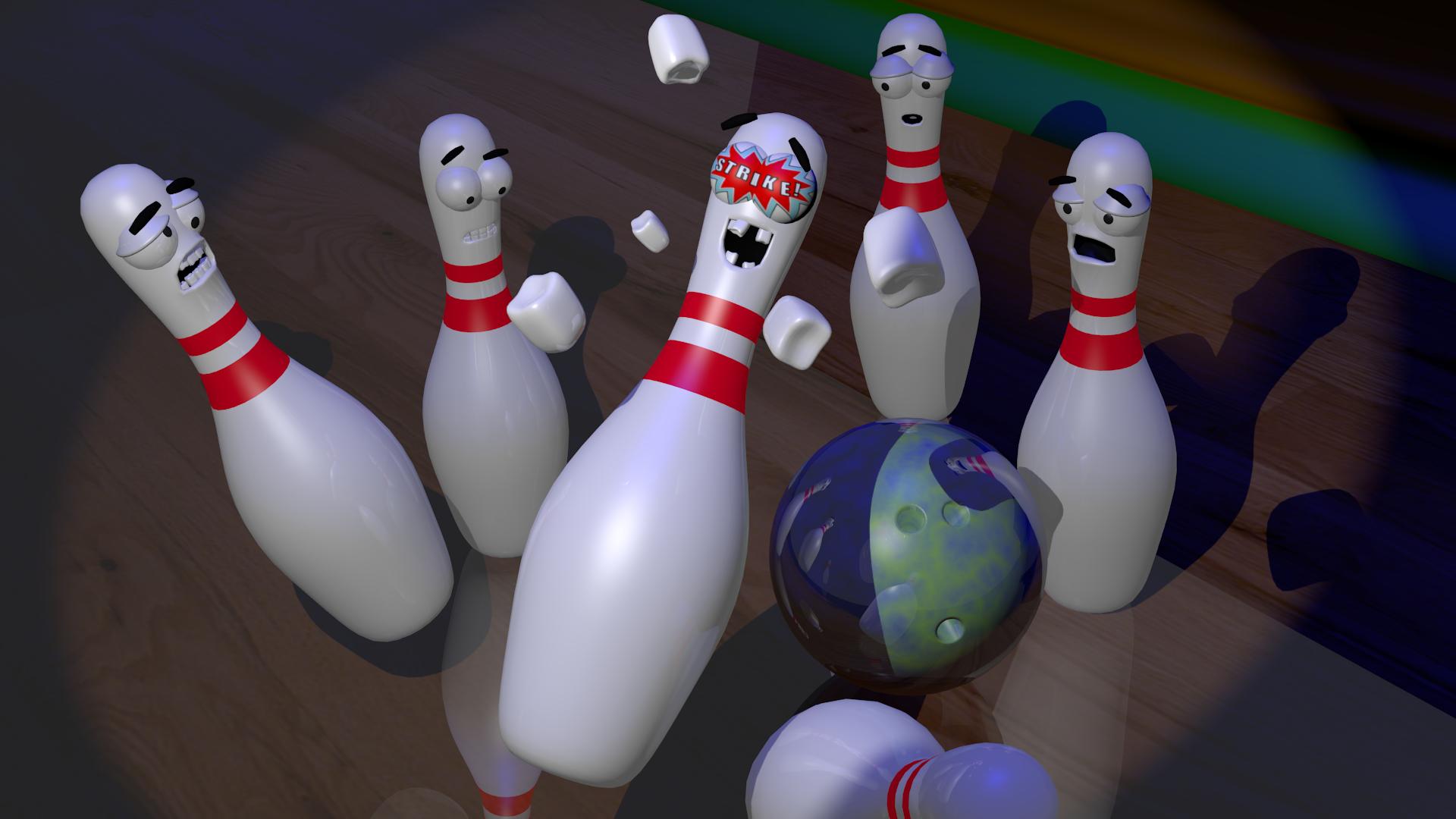 Bowling Transparent PNG Image
