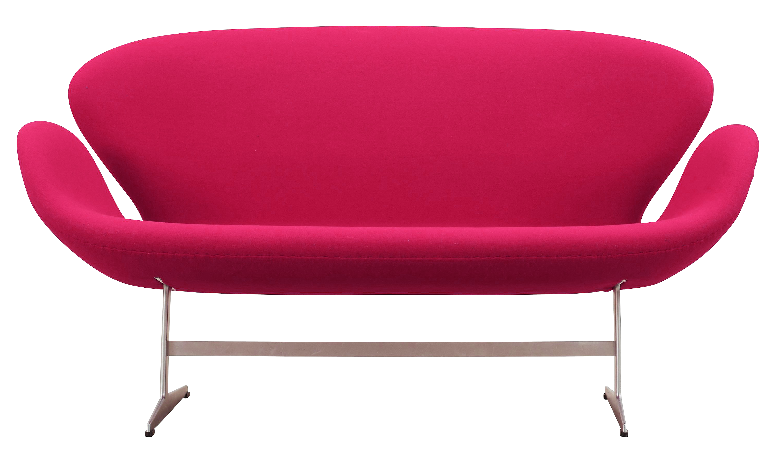 Red Sofa Furniture Icon Png i