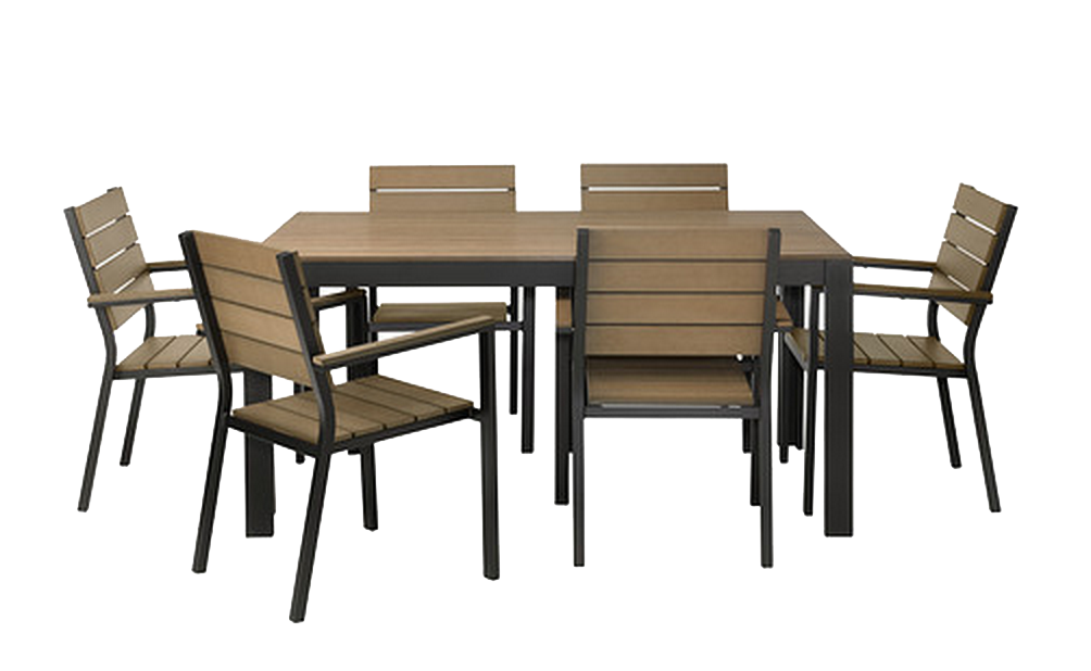 Outdoor Furniture PNG Image