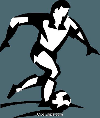 Fussballspieler Mit Ball Png Transparent Fussballspieler Mit