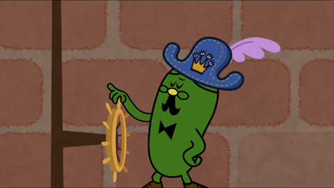 File:Pirate mr. fussy.png - Fussy PNG