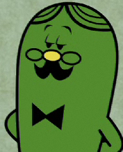 Mr. Fussy - Fussy PNG