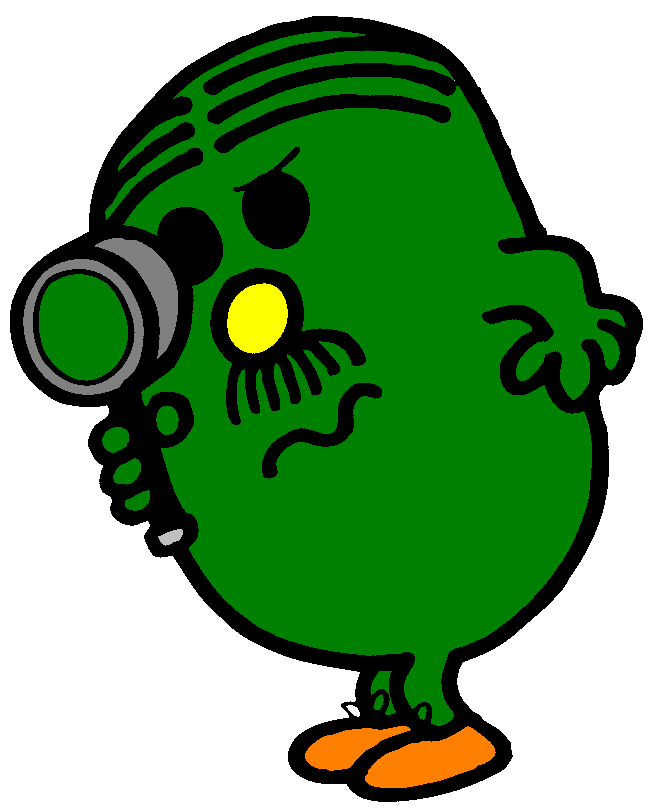 Mr-Fussy 4A.PNG - Fussy PNG