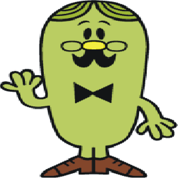 Mr Pernickety_01.png PlusPng.com  - Fussy PNG