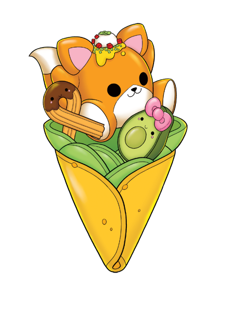 Off. Sassy Fussy Fox.png - Fussy PNG