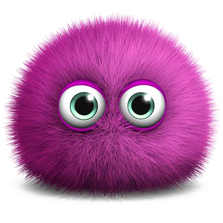 Purple fuzz - Fuzz PNG