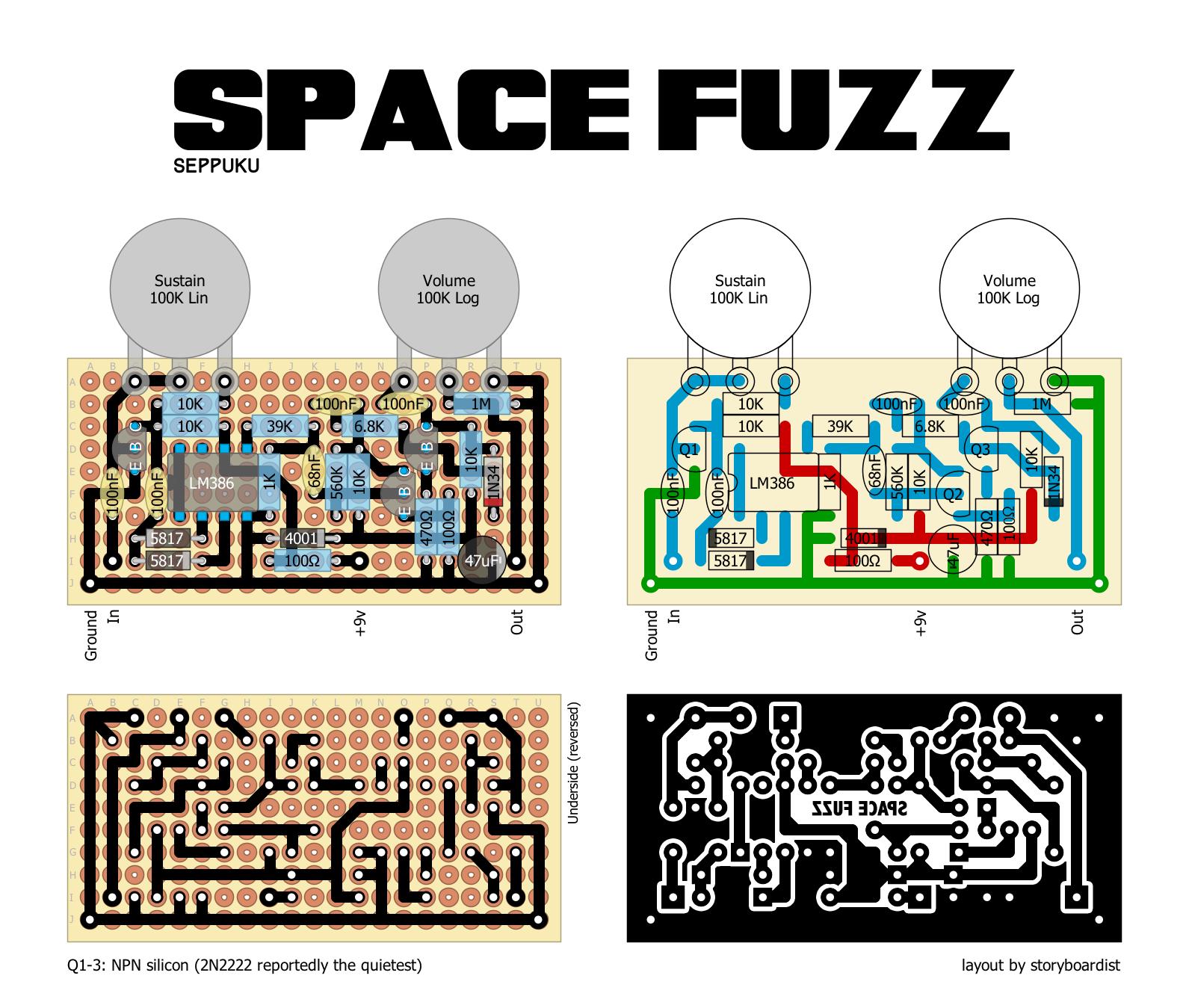 Seppuku Space Fuzz.png 1,587×1,349 pixels - Fuzz PNG