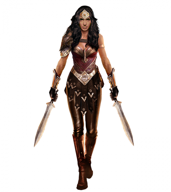 Image - Wonder-woman-gal-gadot-concept-art-fan-made.png | DC Movies Fanon  Wiki | FANDOM powered by Wikia - Gal Gadot PNG