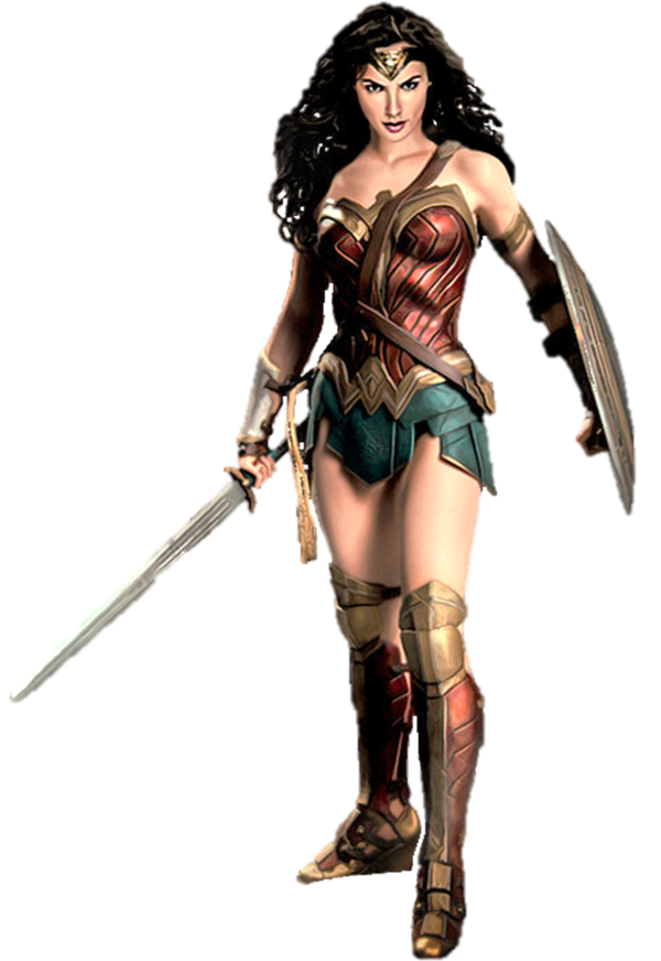 Wonder Woman Gal Gadot PNG by gasa979 PlusPng.com  - Gal Gadot PNG