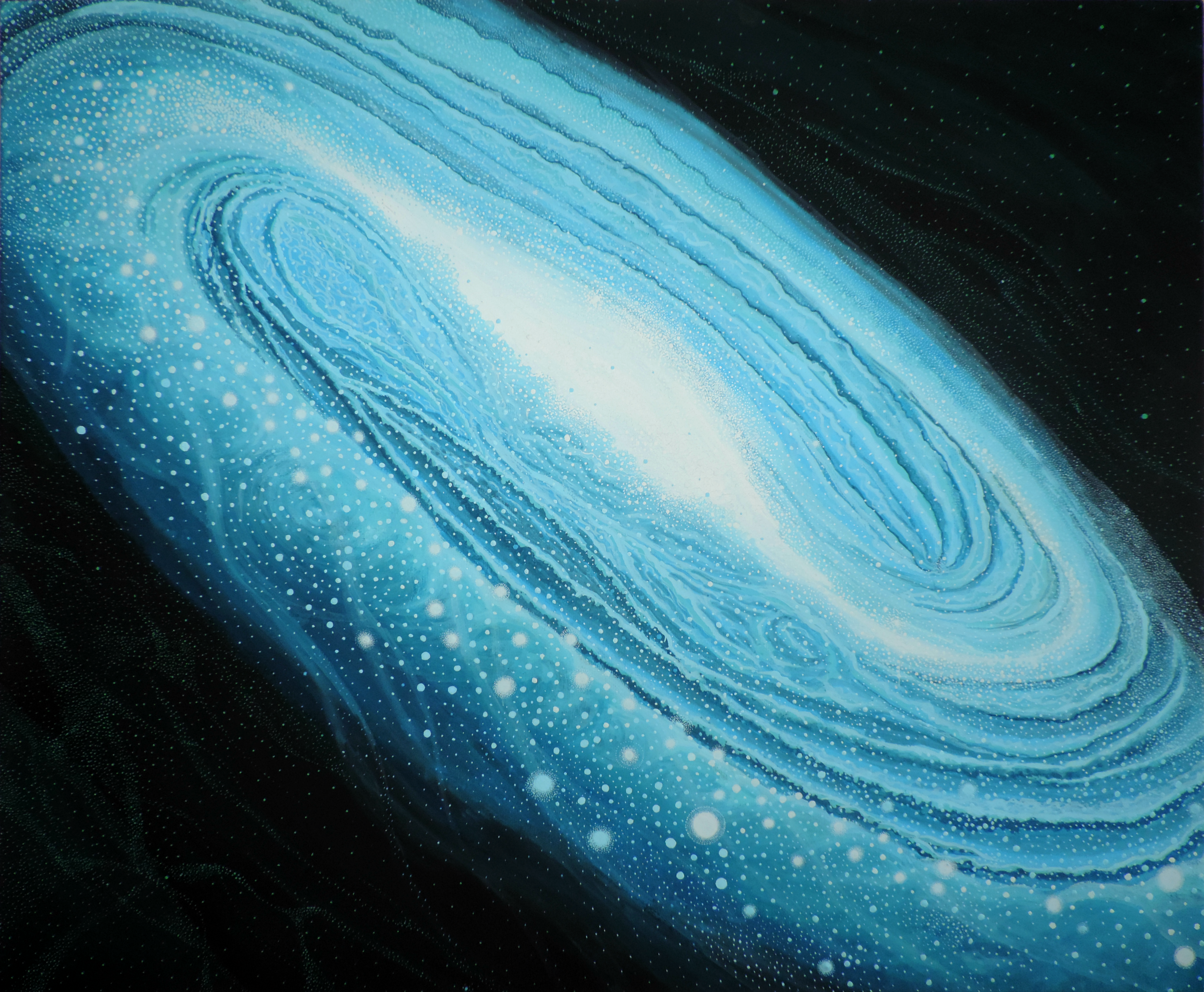 File:Galaxy Painting.png - Galaxy PNG