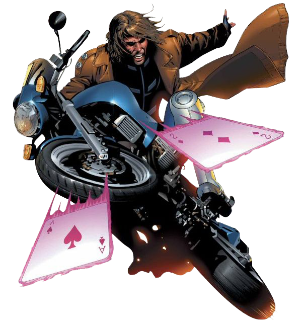 Gambit PNG Picture