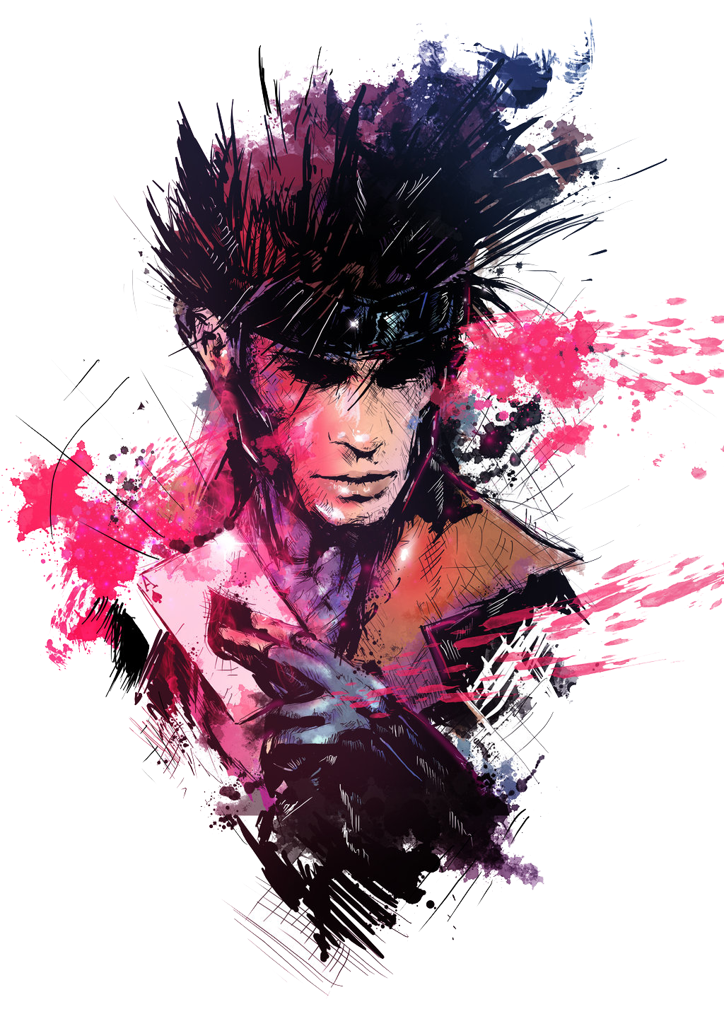 Gambit Transparent Background - Gambit PNG