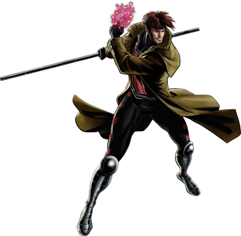 Image - Gambit (Earth-727).png | Marvel Fanon | Fandom powered by Wikia - Gambit PNG