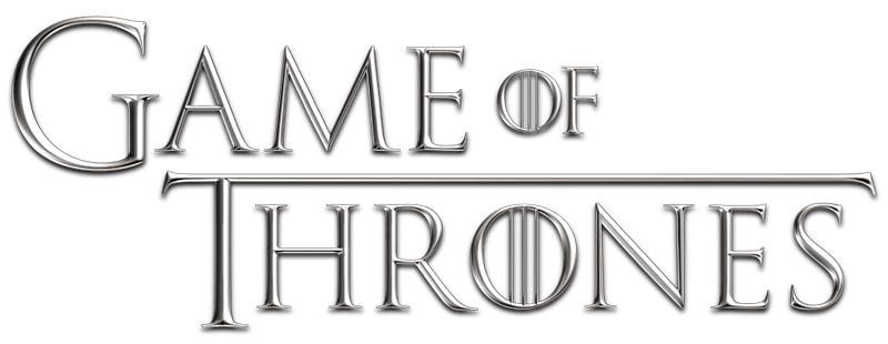 Game Of Thrones Logo PNG - 29661