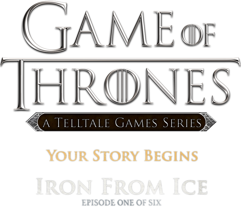 Game Of Thrones Logo PNG - 29662