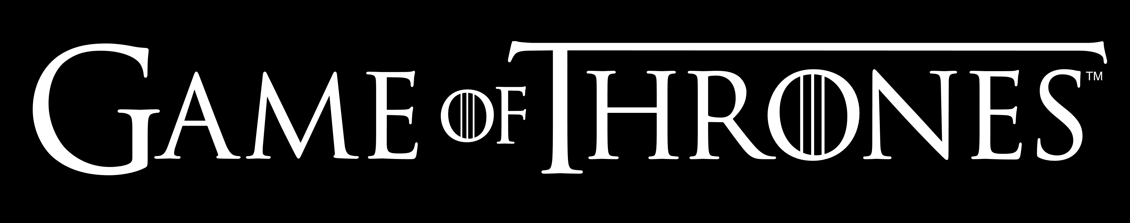 Game Of Thrones Logo PNG - 29659