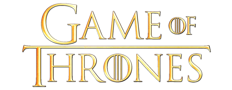 Game of Thrones logo, logotyp
