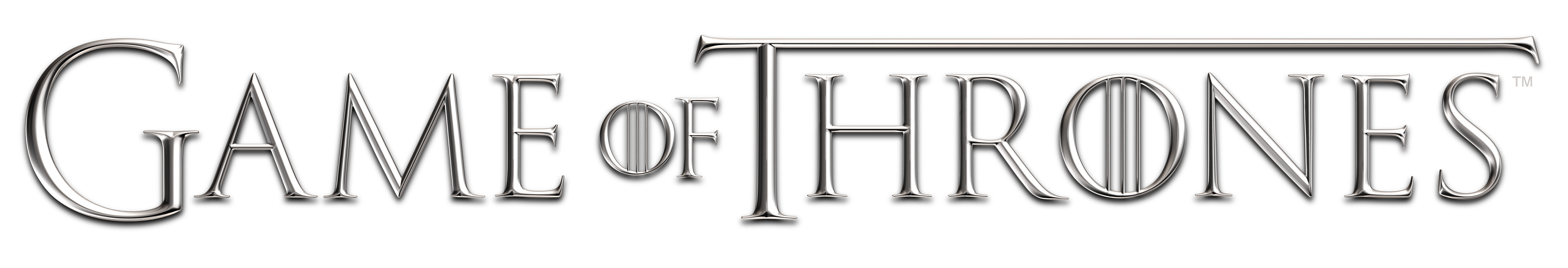 Game Of Thrones Logo PNG - 29664