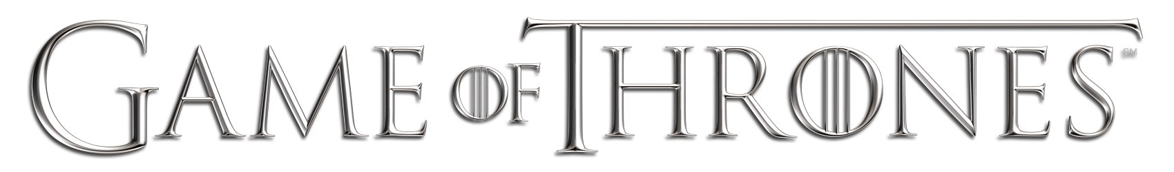 Game Of Thrones Logo Vector PNG - 30472