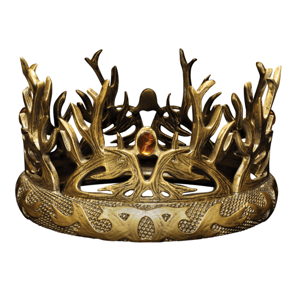 Game of Thrones - Crown of Tommen Baratheon Replica - Game Of Thrones PNG