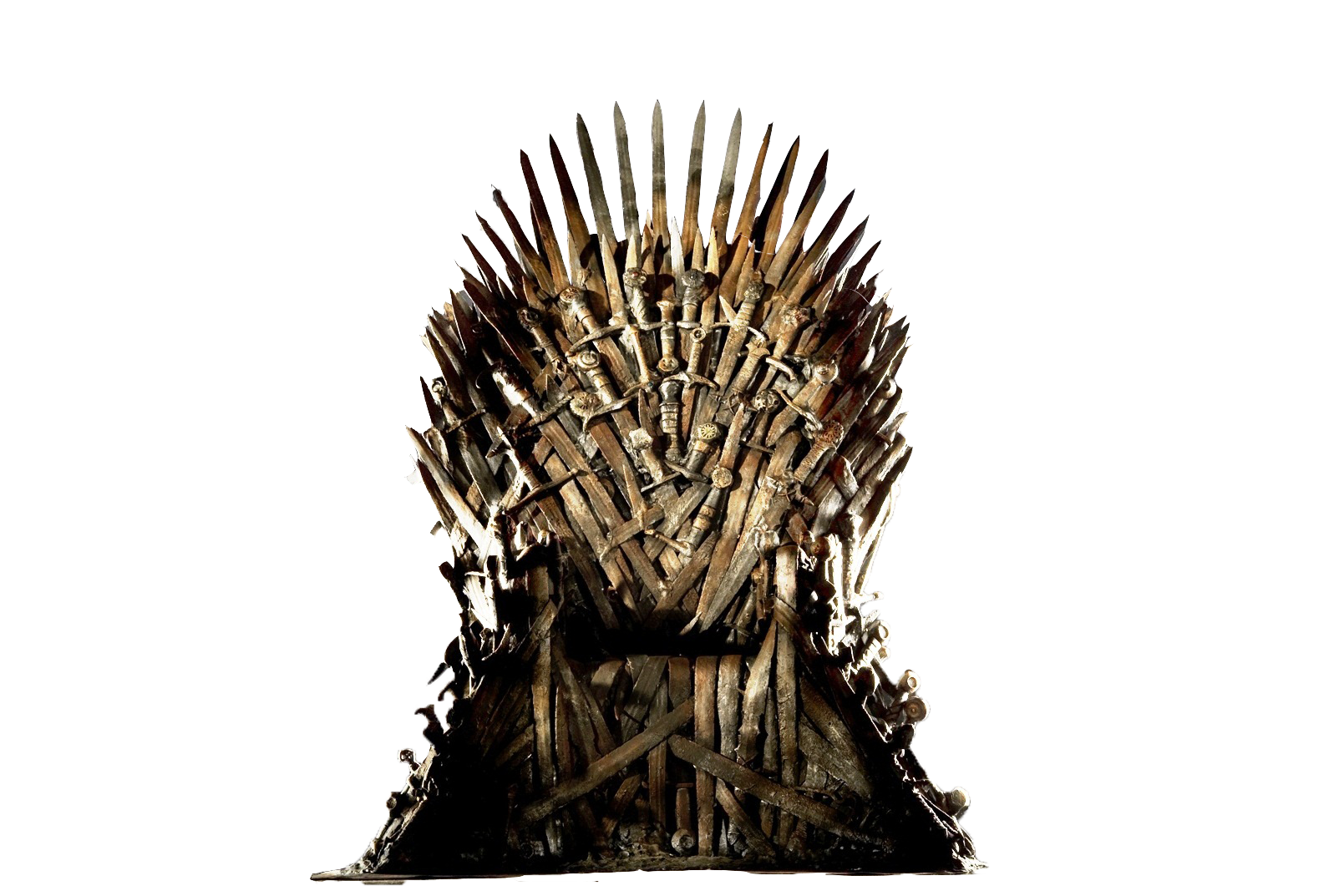 . PlusPng.com Game of Thrones ~ The Iron Throne PNG by wishfulrose - Game Of Thrones PNG