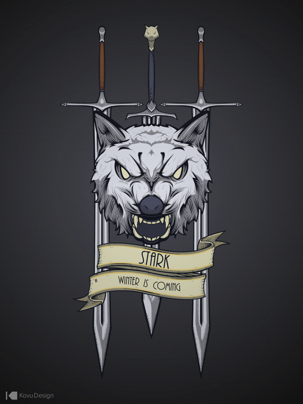 9 custom House Sigils for a Game of Thrones - Gameofthrones HD PNG