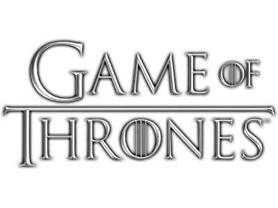 Game of Thrones Logo Transparent - Gameofthrones HD PNG