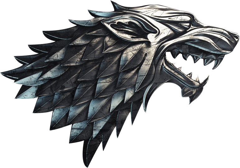 Game of thrones png logo by sohrabzia PlusPng.com  - Gameofthrones HD PNG