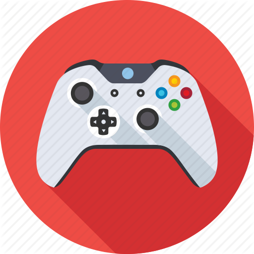 Video Game Controller Icon Gamepad PNG Tra...