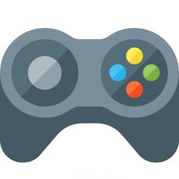 Gamepad Icon 256x256 - Gamepad PNG
