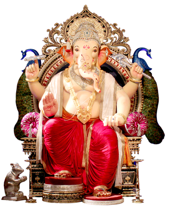 bapaa image - Ganesh Idol PNG