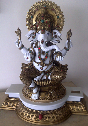 Ganesh Idol PNG - 53139