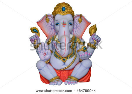 Ganesha Idol,Hindu God - Ganesh Idol PNG