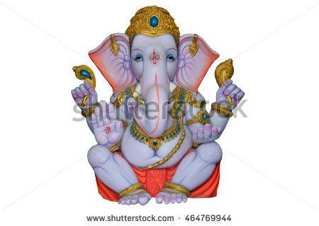 Ganesh Idol PNG - 53133