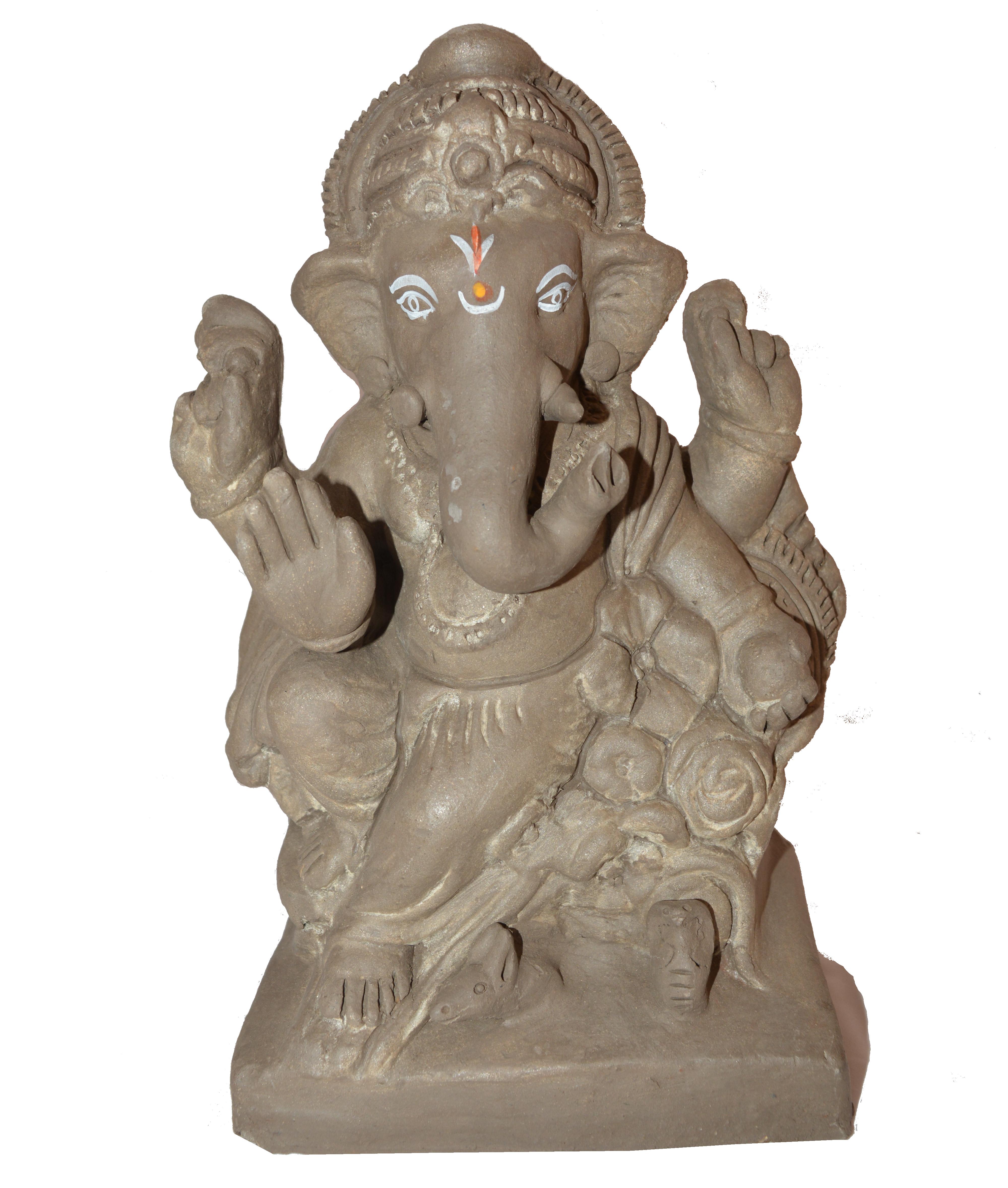 Ganesh Idol PNG - 53134