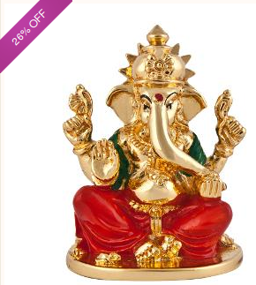 Lord Ganesh Idol by Marvel - Ganesh Idol PNG
