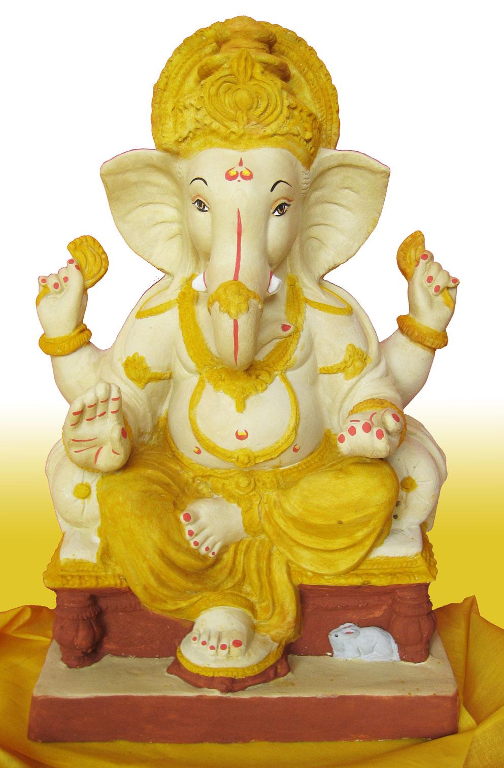 Ganesh Idol PNG - 53130