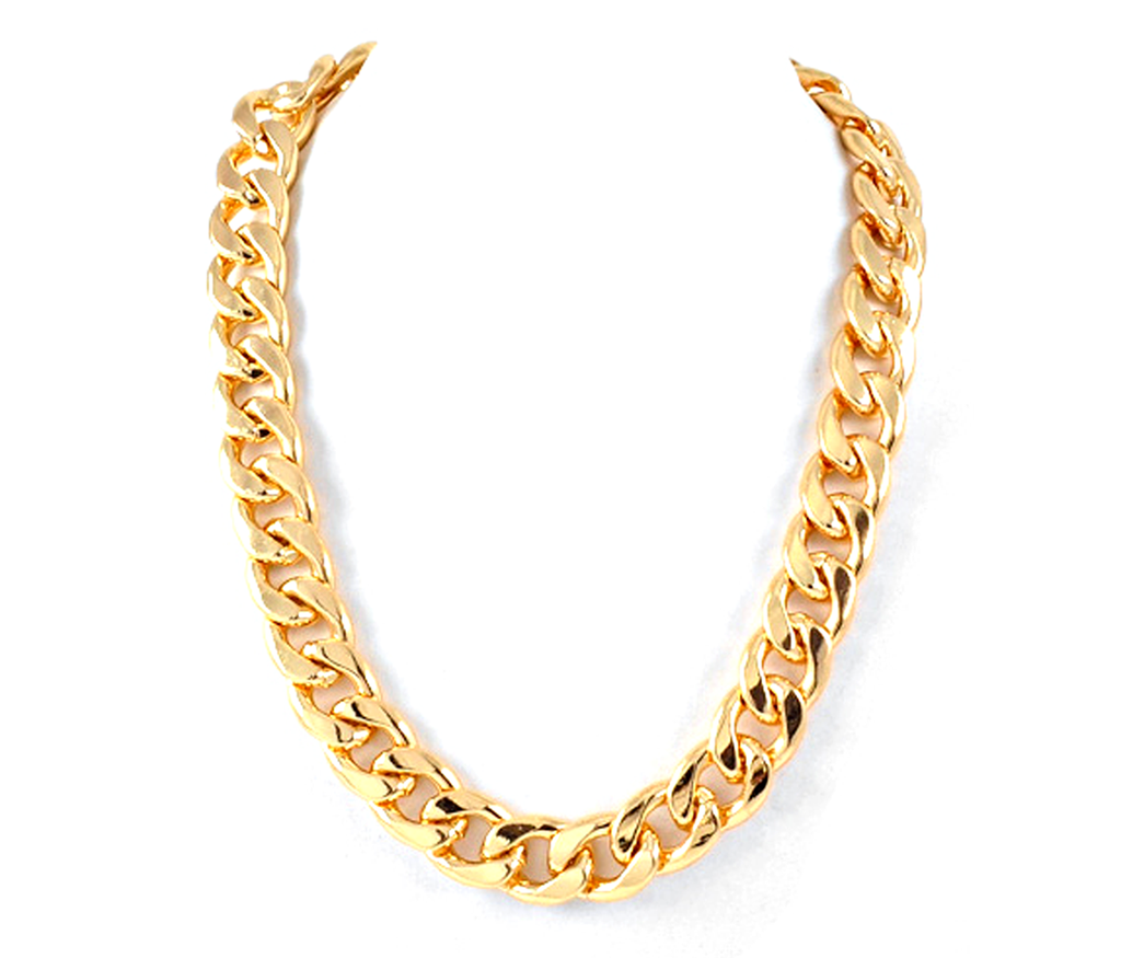 Gangster Gold Chain Png Decorating 47995 Fence Design - Chain PNG