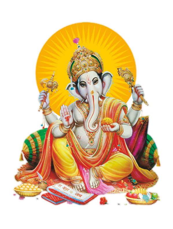 Sri Ganesh Png Image PNG Imag