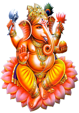 God Ganesha Transparent image png seven. Resolution: 500 x 581. Size : 340  KB Format: PNG - Ganpati PNG HD