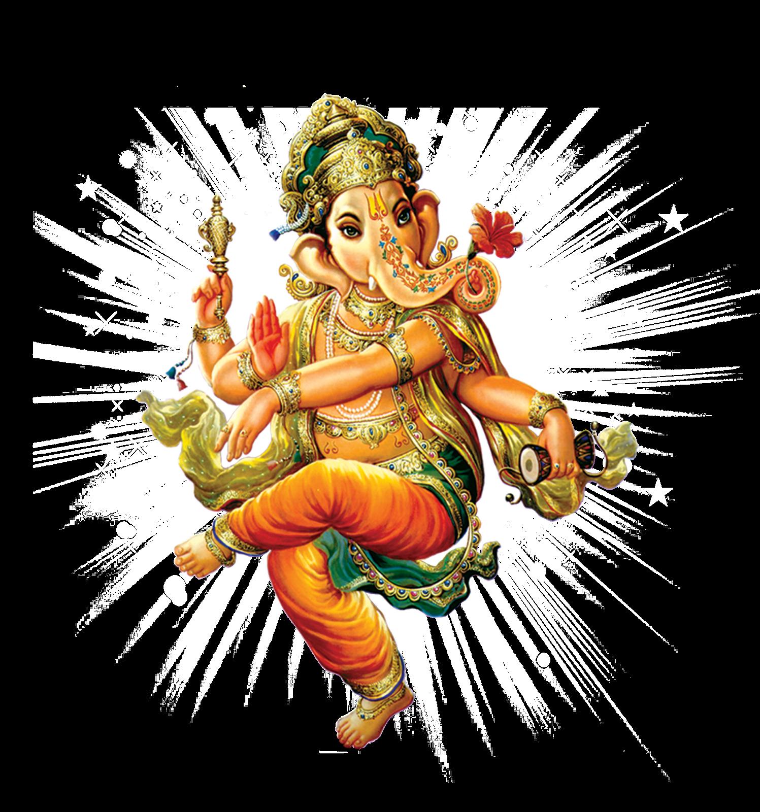 Ganpati PNG HD - 125246