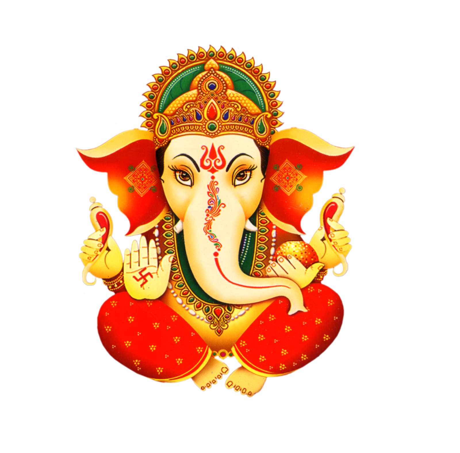 SRI VARASIDDHI VINAYAKA LORD VINAYAKA PHOTOS · Ganesh Png PlusPng pluspng.com - Sri Ganesh  PNG - Ganpati PNG HD