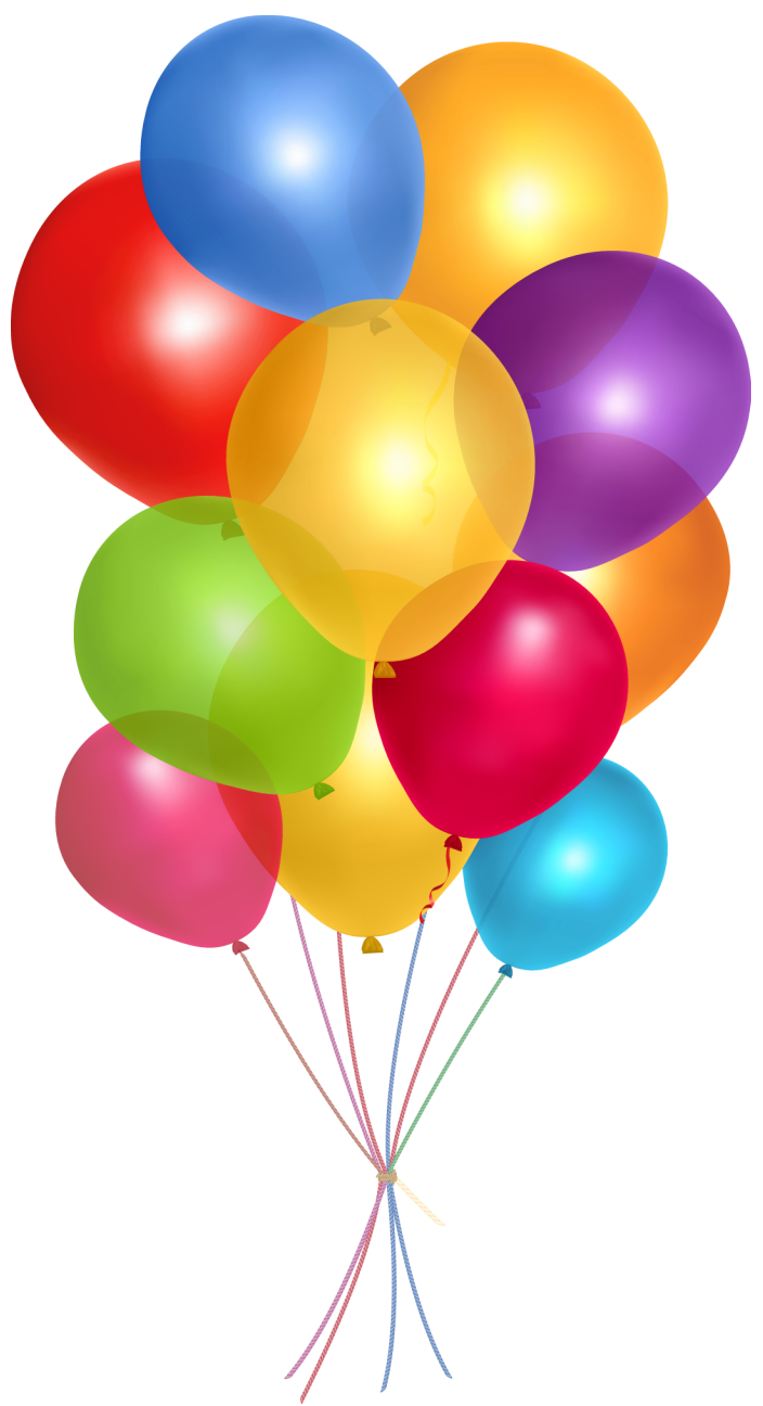 Balloons Png 8 PNG Image - Gas Balloon PNG