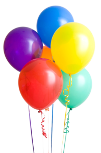 helium gas balloon in gurgaon - Gas Balloon PNG