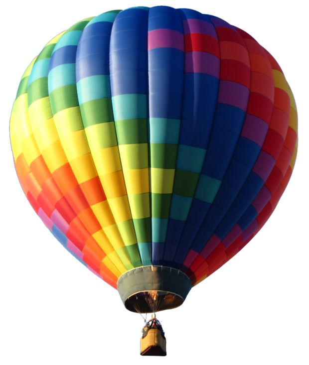hot air balloon - Gas Balloon PNG