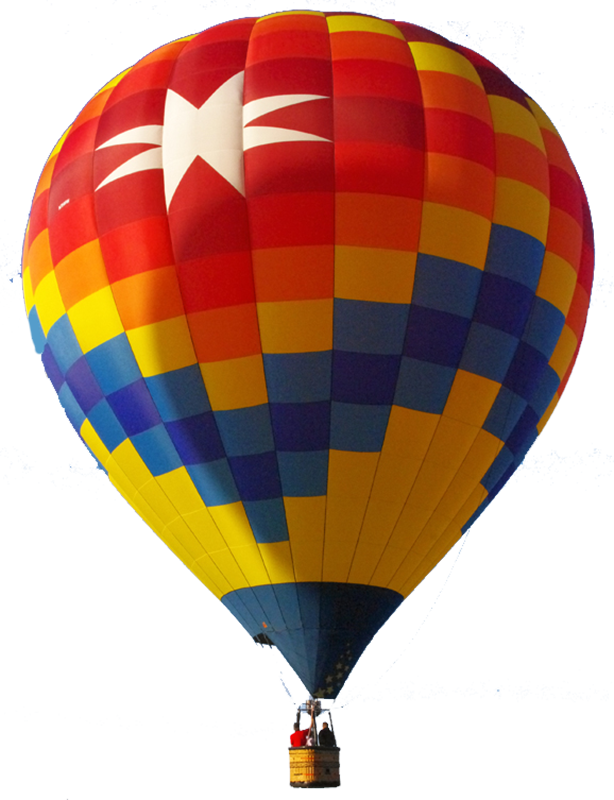 Sonoma_Star_800.png - Gas Balloon PNG