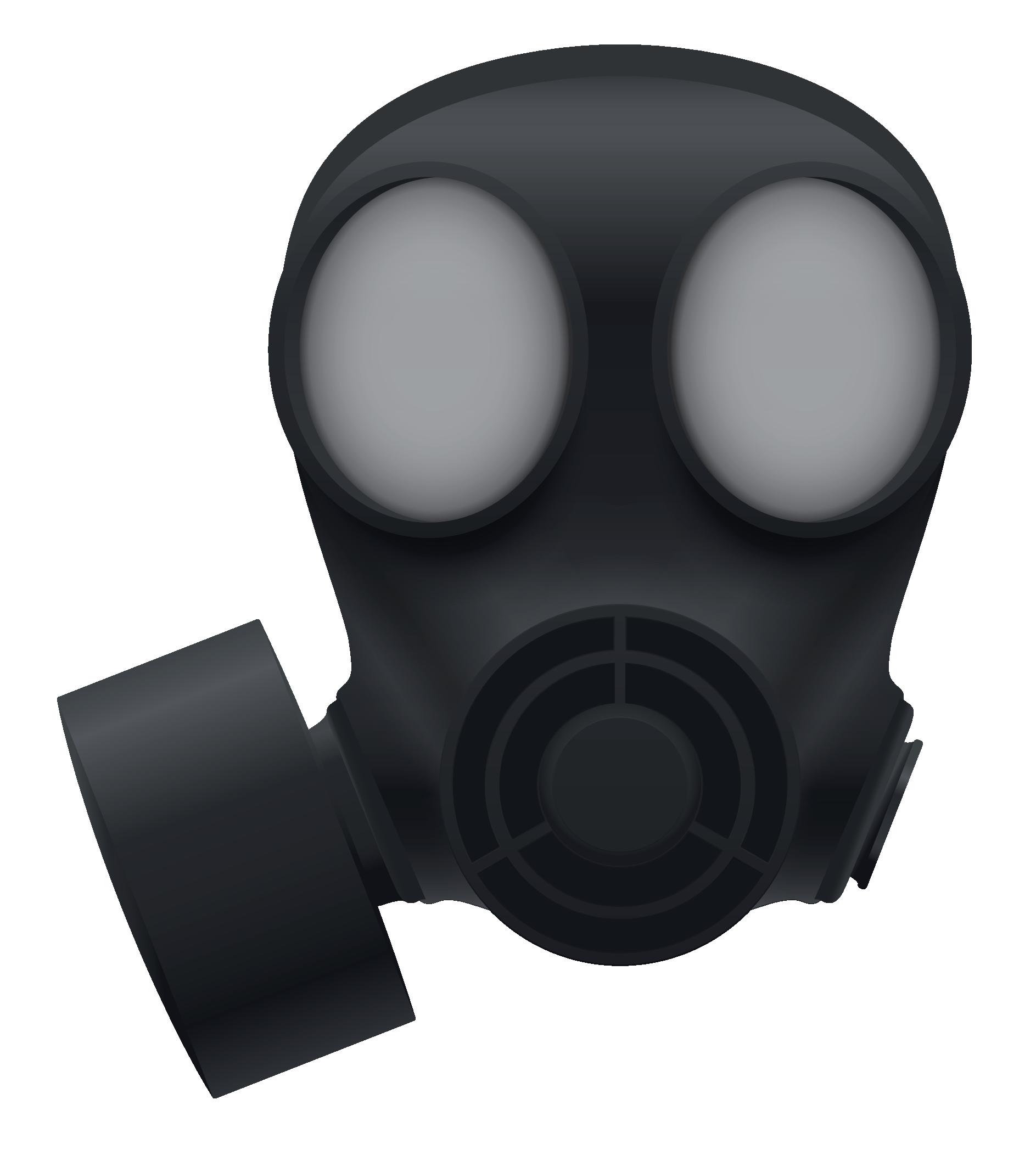 Gas Mask Vector PNG Transparent Image - Mask PNG