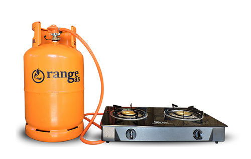 Gas Stove With Cylinder PNG - 134786