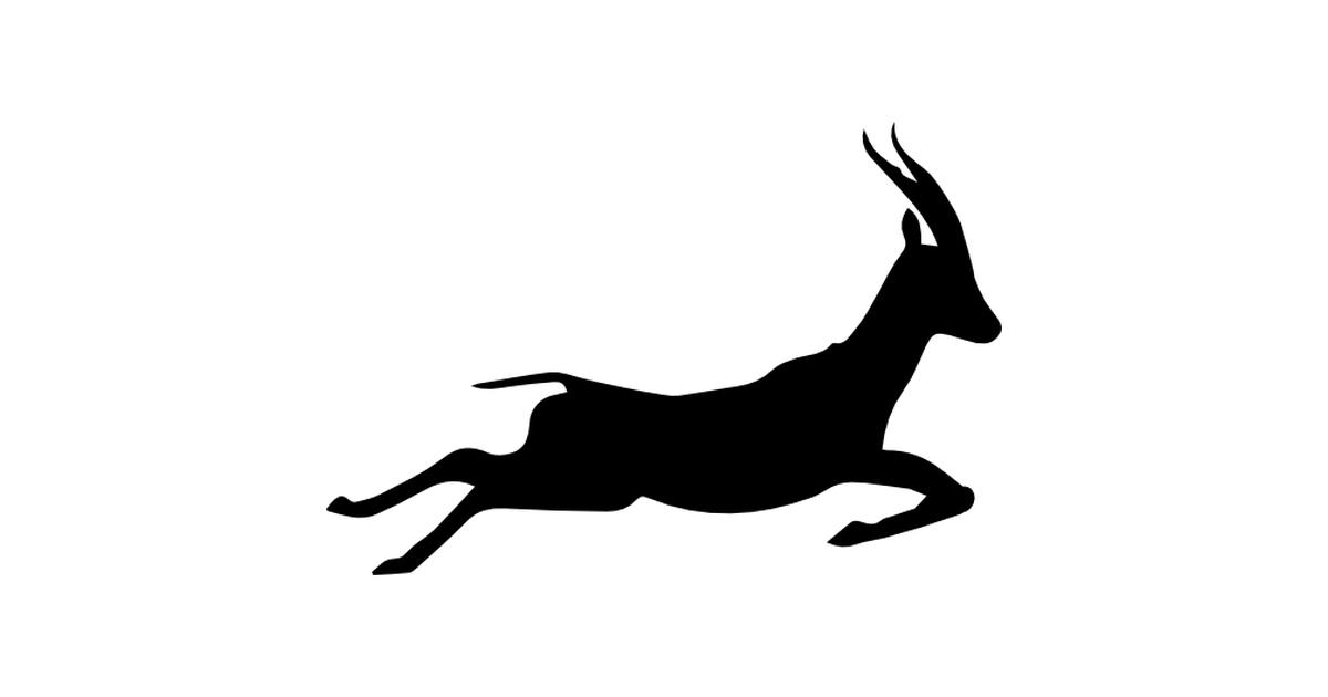 Gazelle PNG - 27757