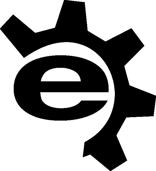 Gear Logo Vector PNG - 112654